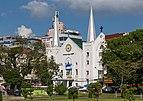 2016 Rangun, Kościół baptystów Emmanuela (01).jpg