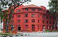 2016 Singapur, Chinatown, Ulica Maxwell, Red Dot Design Museum (02).jpg