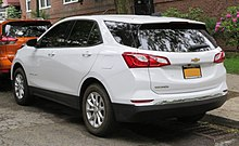 Chevrolet Equinox - Wikipedia