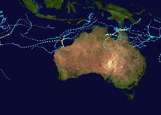 2018–19 Australian region cyclone season
