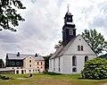 20180711100DR Weigmannsdorf (Lichtenberg) Dorfkirche.jpg
