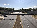 2019-10-09 14 41 03 View south along Virginia State Routes 241 and 611 (Telegraph Road) from the overpass for the ramp from southbound Virginia State Route 241 to Huntington Avenue on the edge of Rose Hill and Huntington in Fairfax County, Virginia.jpg