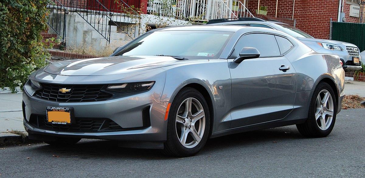 Chevrolet Latest Models >> Chevrolet Camaro Wikipedia