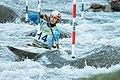2019 ICF Canoe slalom World Championships 010 - Klara Olazabal.jpg