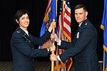 20th Intelligence Squadron welcomes new commander 110728-F-AJ823-043.jpg
