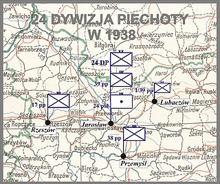 24th Infantry Division (Poland)
