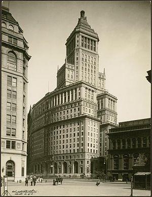 26 Broadway - 26 Broadway around 1930