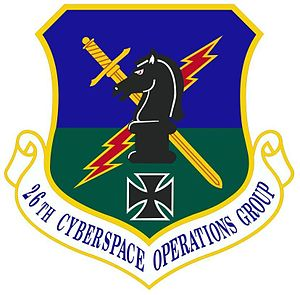 26th Cyberspace Operations Group - Image: 26th Cyberspace Operations Group