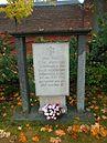 Alter jüdischer Friedhof (Gelände zwischen Straße der Jugend 54 und 56)