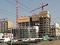 28-02-2019 Warszawa budowa nowej Rotundy i Widok Towers, 1.jpg
