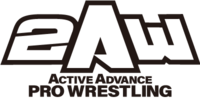 Active Advance Pro Wrestling logo