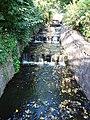 3. Канал до Великого водоспаду, (парк «Софіївка»), Умань.JPG