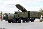 30N6E2 radar for S-300PM2 system - ParkPatriot2015part8-09.jpg