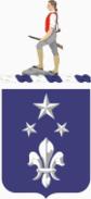 351st Infantry Regiment COA