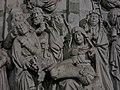 367 Catedral d'Oviedo, sala capitular del claustre, retaule de les Lamentacions, detall.jpg