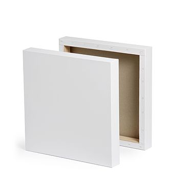 Canvas - Canvas stretched on wooden frame