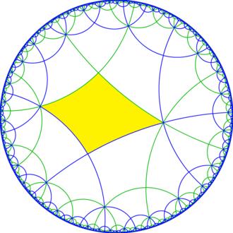 Order-8 triangular tiling - Image: 444 symmetry a 00