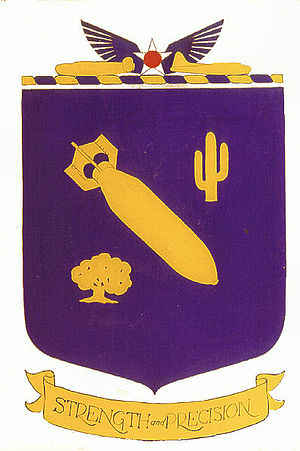 487th Air Expeditionary Wing - Image: 487bombgroup emblem