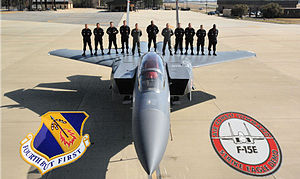 4th Fighter Wing - F-15E Strike Eagle Team, 4th Fighter Wing