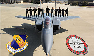 4th Fighter Wing United States Air Force unit