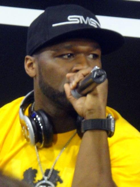 50 Cent 2012