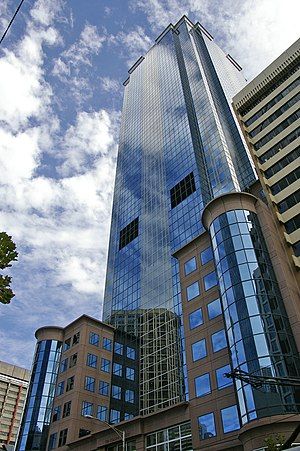 Architecture of Melbourne - Image: 530 Collins Street
