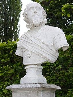 5339.Moritz Prinz von Oranien - Oranienrondell - Sanssouci-Steffen Heilfort