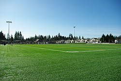 53rd Avenue Park sports field - Hillsboro, Oregon.JPG