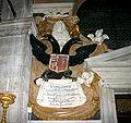 5884 - Venezia - Santo Stefano - Tomba di Lazzaro Ferri (1692) - Foto Giovanni Dall'Orto, 3-Aug-2008.jpg