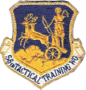 58th Tactical Training Wing - emblem