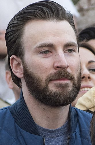Chris Evans (actor) - Evans in 2016