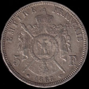 Latin Monetary Union - Napoleon III of France