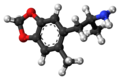 6-Methyl-MDA molecule ball.png