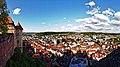 6. Juli 2020. Blick vom Schloss Hellenstein auf Heidenheim. 01.jpg