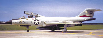 56th Fighter Wing - 62d FIS F-101B