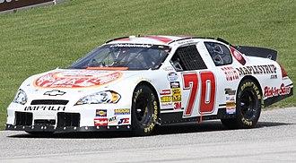 Mark Green (racing driver) - Image: 70Mark Green 2010Bucyrus 200Road America