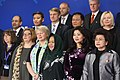 8th ASEM Culture Ministers' Meeting Family photo (39840566854).jpg