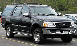 Ford Expedition (1996–1998)