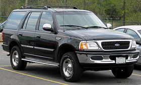 Ford Expedition 1