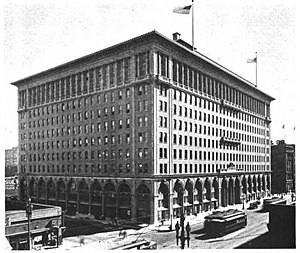 Southern Pacific Building - Image: A&E vol LI no 2 pg 60 2