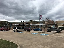 A&M Consolidated High School Main Entrance.jpg