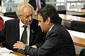 Aécio Neves e Itamar Franco - Comissão de Reforma Política - 15 03 2011 (8401669421).jpg
