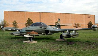 Cessna A-37 Dragonfly - An A-37B Dragonfly, Lackland AFB, Texas (March 2007)