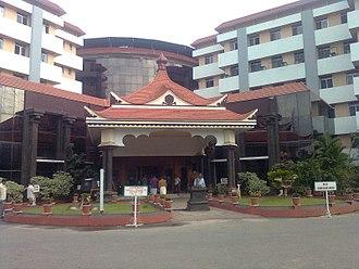 Amrita Institute of Medical Sciences - Main block