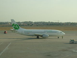 AirClass Airways airline