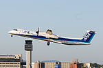 ANA Wings, DHC-8-400, JA851A (17146052867).jpg