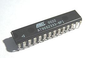 Atmel - Atmel AT90S2333 microcontroller