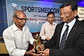 A Case Study of Severe Elbow Injury and Rehabilitation of 14 Year Old Athlete by Coaches Sports Surgeons and Sports Physiotherapists - SPORTSMEDCON 2019 - SSKM Hospital - Kolkata 2019-03-17 3869.JPG