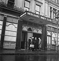 A Merchant Seaman Comes To Town- the work of the Merchant Navy Club, Piccadilly, London, 1942 D11754.jpg