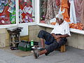 A Shoeshine Man Waits for a Customer - Salta - Argentina.jpg